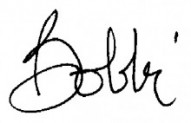 Signature First name