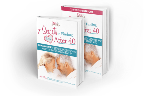 Finding Love After 40 - Bobbi Palmer