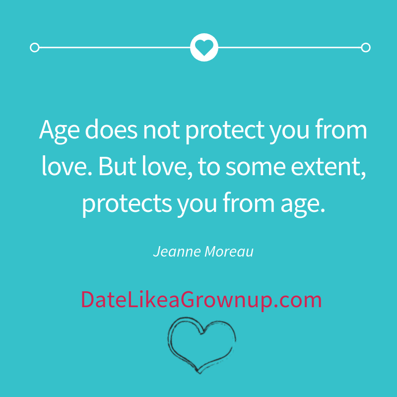 Age Protects You From Love