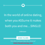 "Online Dating Over 40: Mastering the ""Meet Date"""