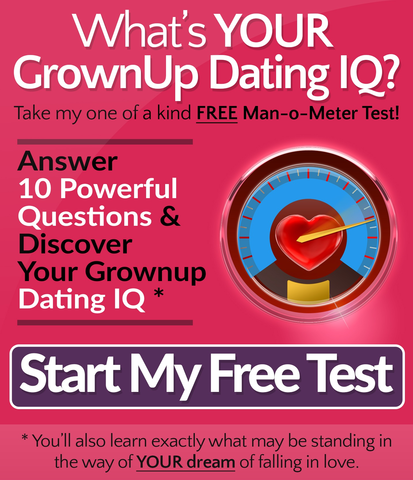 Take your free Man-o-Meter Test now.