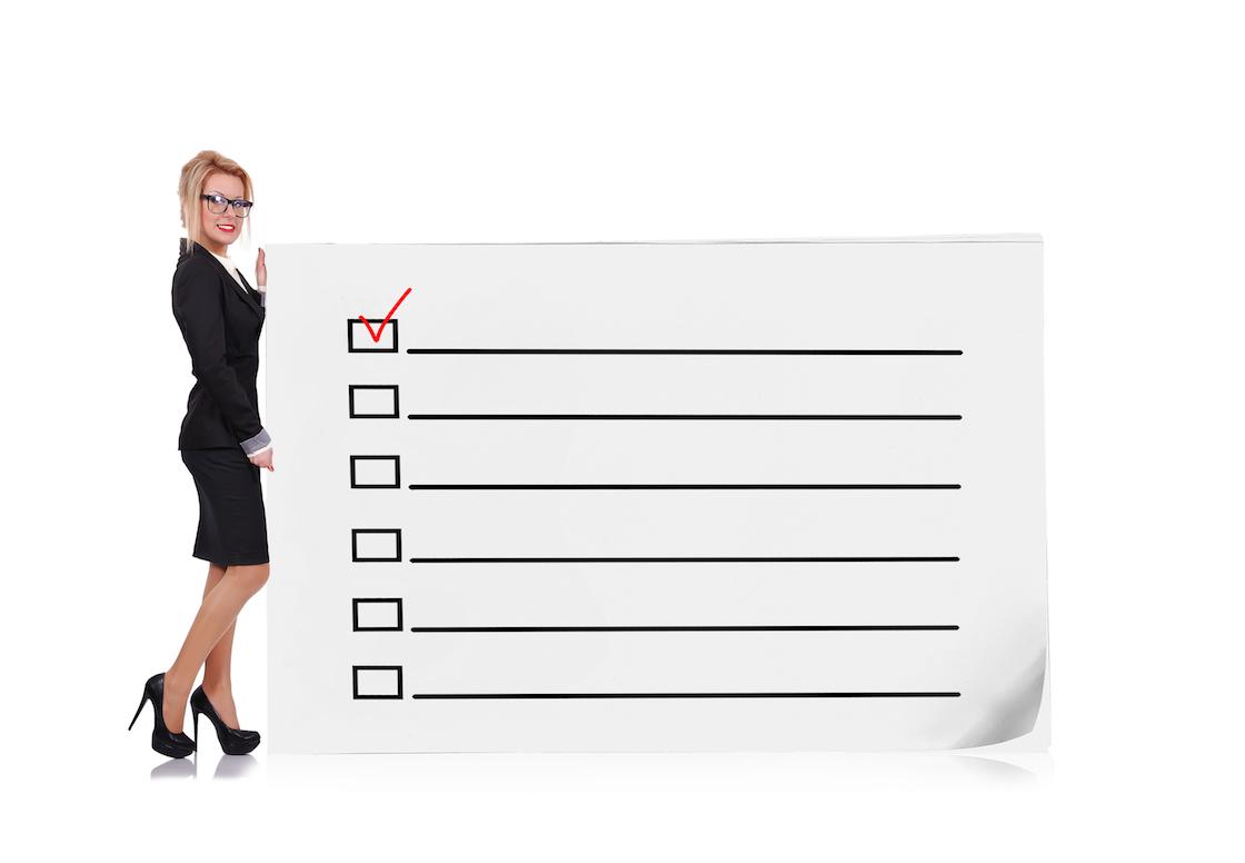 Bigstock Woman With List Check Box 57756704 Smaller