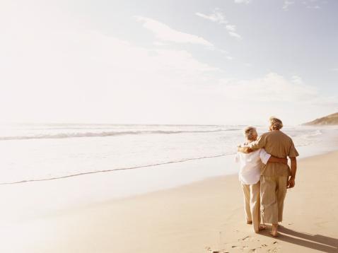 Senior love - Couple